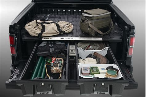 4wp brings a new product to their shelves decked truck bed organizers