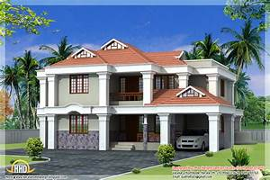 Home And More : beautiful house plans there are more home elevation 3d ~ Markanthonyermac.com Haus und Dekorationen