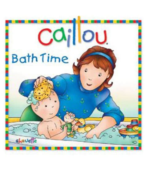 bath time caillou wiki fandom powered by wikia