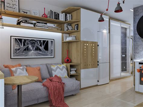 Tiny Apartments : Super Tiny Apartments Under Square Meters [includes