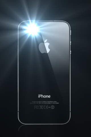 le torche led pour iphone 4 dans l app store