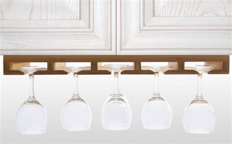 astonishing hanging wine glass rack diy pictures best