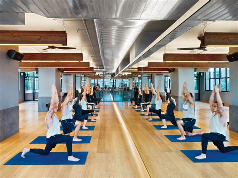 Inc Architecture & Design Gives An Equinox Gym The Loft