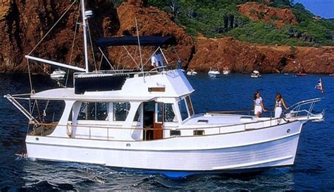 Motor Boats For Sale In Europe by Used 2005 Grand Banks Europa Prices Waa2