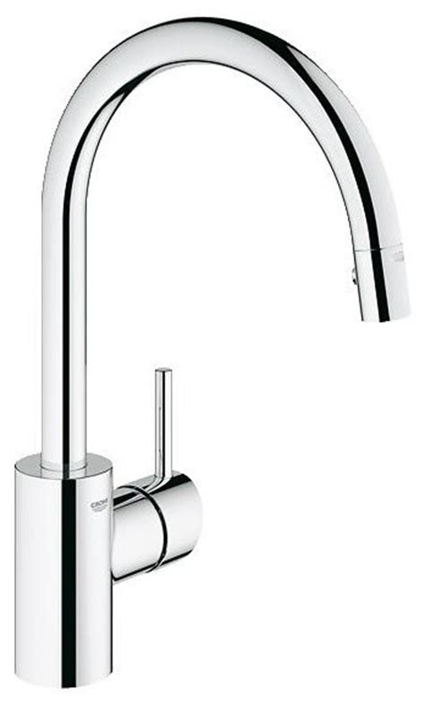 grohe 32665dc1 concetto single lever kitchen faucet with