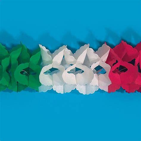 guirlande en papier cr 233 pon quot mexique italie quot 4 m 224 prix minis sur decoagogo fr