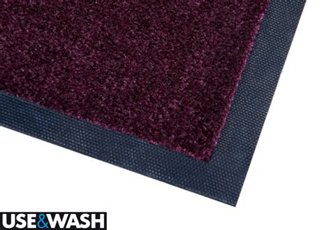series use wash floor mats