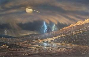 'Waves' detected on Titan moon's lakes - Scientists detect ...