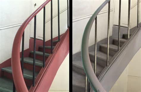 r 233 novation de cage d escaliers d immeuble anciendecomurs