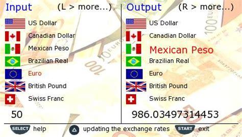 como convertir los dolares a pesos mexicanos