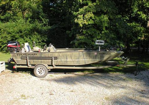 Duck Hunting Jet Boat For Sale by Tracker Duck Boats For Sale