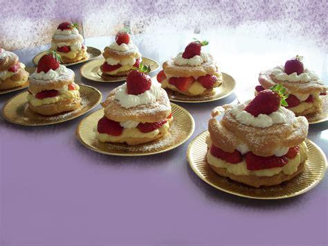 choux aux fraises recettes de desserts plus de 1000 recettes sur cakesandsweets fr