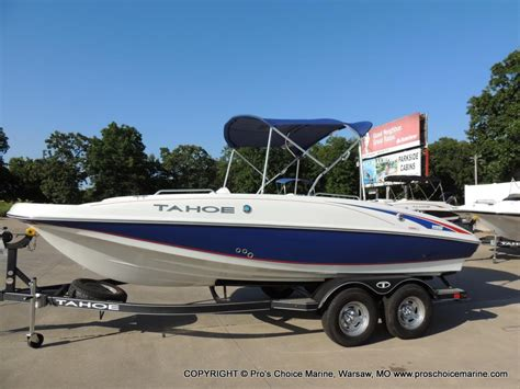 Tahoe Boats Austin by T New And Used Boats For Sale