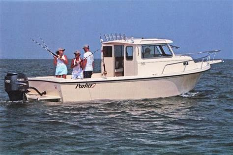 Parker Boats 25 Review by Rent A Parker Sport Cabin 26 Motorboat In Piermont Ny On