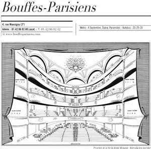 plans des th 233 226 tres parisiens bottin mondain