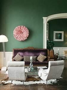 Wandfarben Ideen Schlafzimmer : die besten 17 ideen zu dunkelgr ne w nde auf pinterest dunkelgr ne zimmer gr ne schlafzimmer ~ Markanthonyermac.com Haus und Dekorationen
