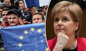 Brexit news - Send jobless EU migrants home, Scots say in ...