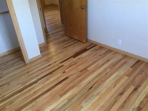 Red Oak Wood Floor Refinish In Nampa, Idaho Amax