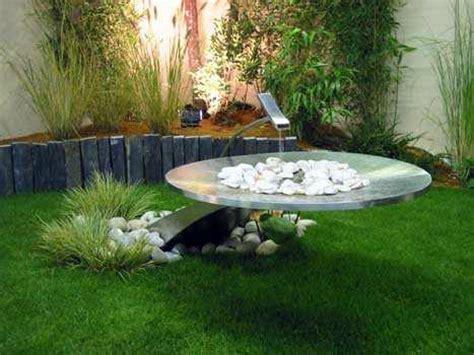 comment installer une fontaine de jardin mon jardin aquatique