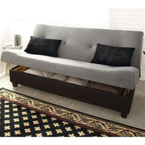 klik klak marvin sleeper futon with storage sears sears canada 499 99 decorating