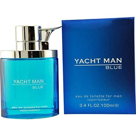 Yacht Man by Yacht Man Blue By Puig Eau De Toilette Spray 3 4 Ounce