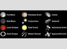 Astronomy Calendar of Celestial Events 2016 Sea and Sky