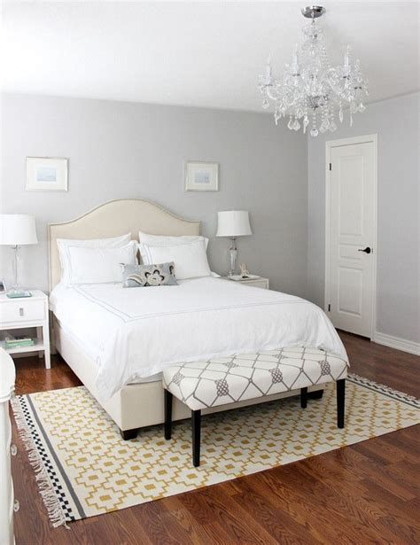 A Light Gray Shade Will Give Your Bedroom A Romantic