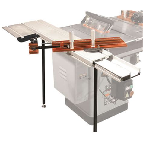 king 10 cabinet saw with router and sliding table