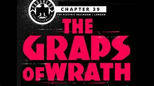 Chapter 39: The Graps Of Wrath | PROGRESS Wrestling ...