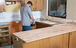 Höhe Arbeitsplatte Küche : k chenarbeitsplatte welche h he sollte sie haben ~ Markanthonyermac.com Haus und Dekorationen