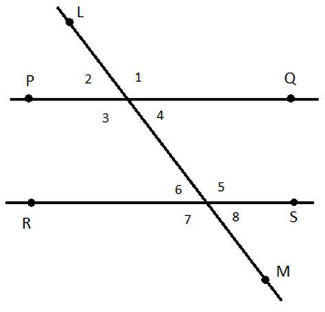 alternate interior angles theorem alternate interior angles definition
