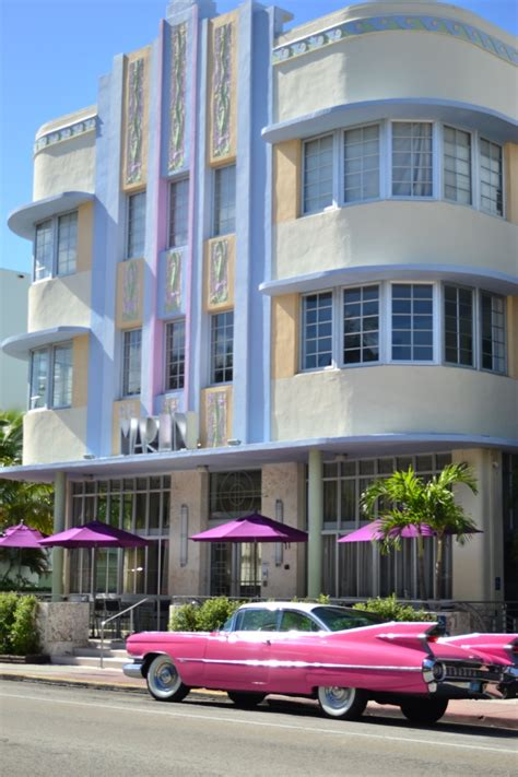 miami deco district places and spaces to go