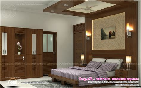 Home Interior Kerala Style : Beautiful Home Interior Designs By Green Arch, Kerala