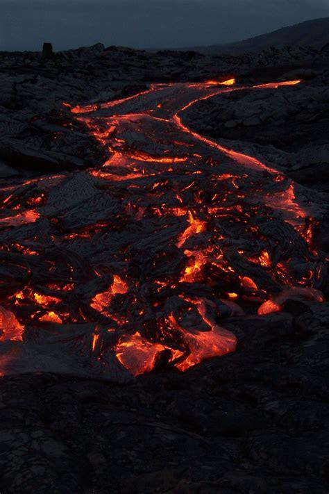 mauna kea lava volcano s