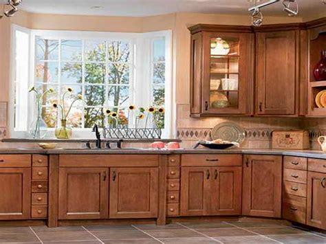 Cute Hardware For Oak Kitchen Cabinets  Greenvirals Style