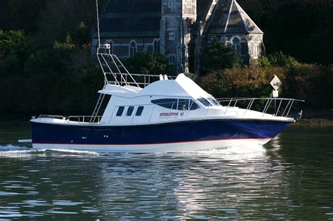 Interceptor 42 Boats For Sale by New Safehaven Interceptor 42 Hydrographic Survey