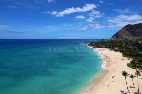 Beautiful Hawaii Coast Stock Photo  Image 43256635