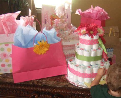 silk flowers baby shower decorations ideas