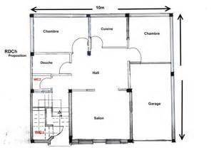 plan d architecte de maison maroc maison moderne