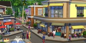The Sims 4 Get to Work Expansion Pack - Sims Online