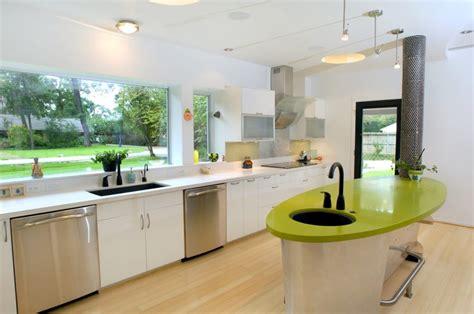Hi-tech Kitchen Design