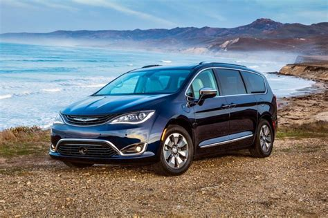 2019 Chrysler Pacifica Review, Design, Engine, Price And