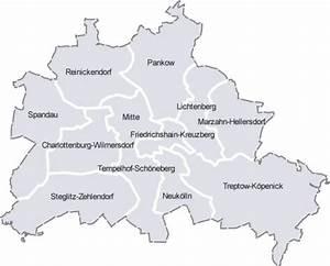 Nord West Ost Süd : berlin bezirke ~ Markanthonyermac.com Haus und Dekorationen