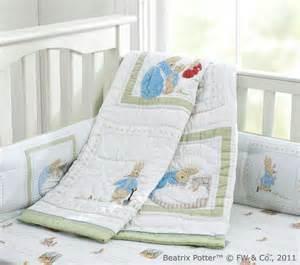 rabbit nursery bedding