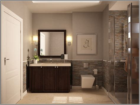 Good Color For Small Bathroom Small Bathroom Color Schemes