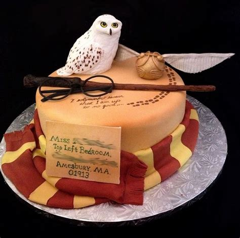 harry potter cake 17 best images about sweat harry potter birthdays