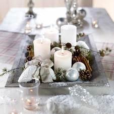Tischdeko Für Weihnachten Ideen : tischdekoration f r weihnachten ~ Markanthonyermac.com Haus und Dekorationen