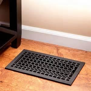 cast iron floor register hardware