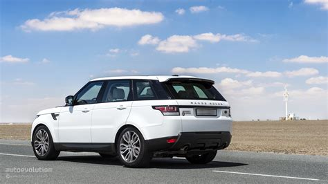 2015 range rover sport supercharged review autoevolution