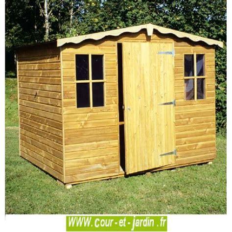 abri de jardin europe bois trait 233 15mm de 5m2 250x200 cour et jardin